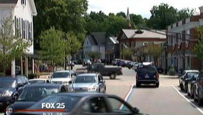 "Hingham the Focus of FOX Feature ""Town Tour"""