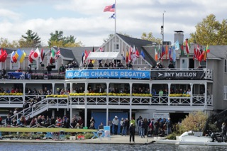Hingham High Crew goes to the 50th Head of the Charles