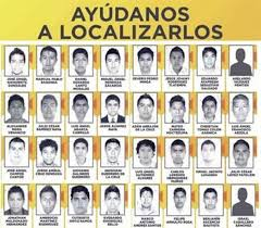 Outrage at Disappearance of Mexican Students