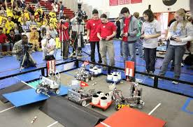 HHS Robotics Attends Reading Competition