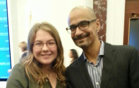 Author Junot Díaz Holds Discussion in Honor of Hispanic Heritage Month