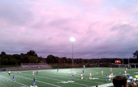 Field Hockey Under the Lights