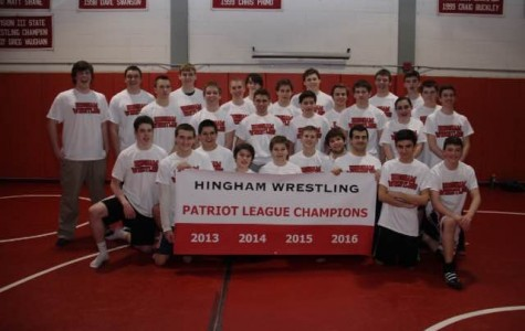 HHS's Wrestling Team's Amazing 2016 Season