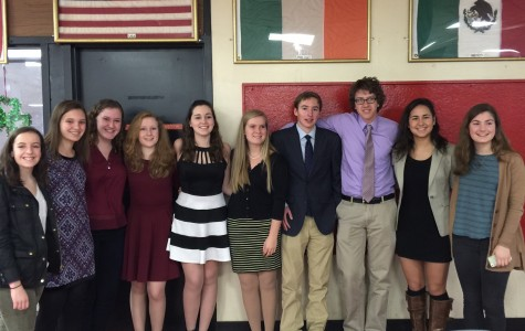Hingham High Students Attend National History Day Competition