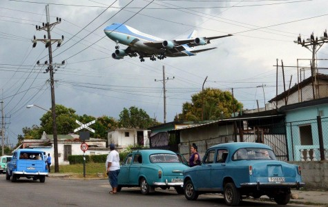 Obama Visits Cuba in a Historic Visit