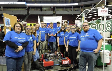 Hingham Robotics Has Successful Season