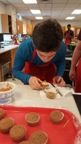 Cupcake Wars: A Student Baking Competition
