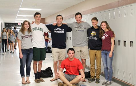 Last Day at HHS, for Seniors, that is…