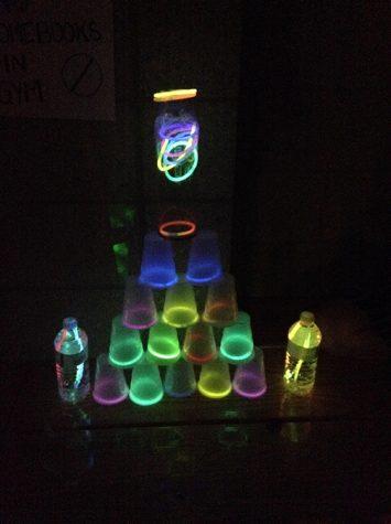 Fun Times at Freshman Glow Dance