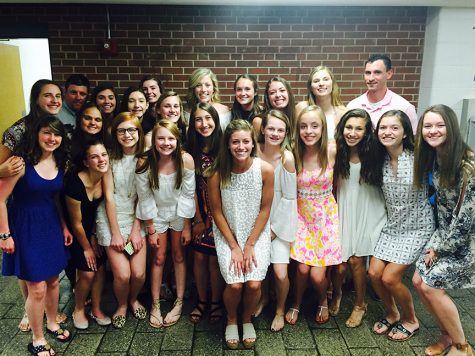 Spring Track Banquet Closes a Great Season