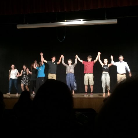 Senior Directed One Acts