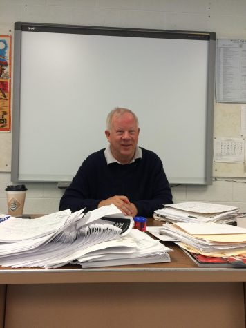Mr. Mulry: Retired, but not Forgotten