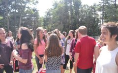 Welcoming New Students: HHS Drama Club's Freshman Picnic