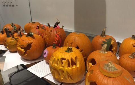Latin Club Pumpkin Competition