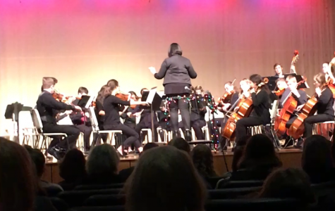 HHS's Annual Winter Orchestra Concert