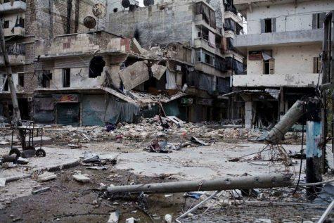 Crisis Continues in Aleppo