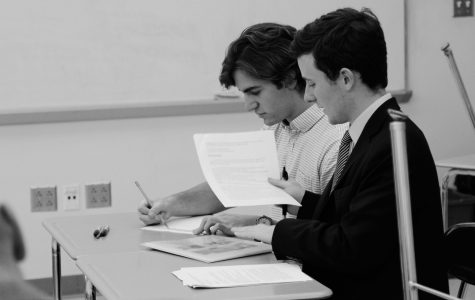 Hingham High Debate Team Attends Rounds 5 and 6