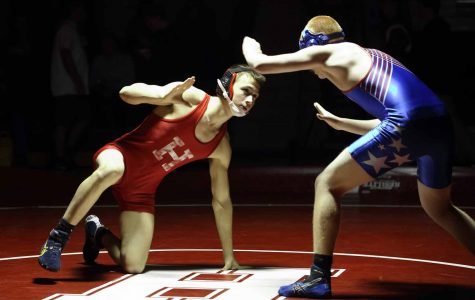 Wrestling Meet Versus Quincy