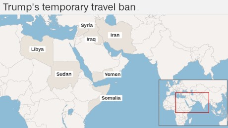 Trump's Travel Ban Faces Criticism