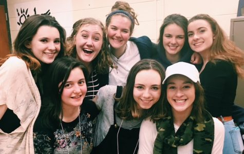 April Fish! Hingham High Drama Attends the 2017 METG Drama Festival