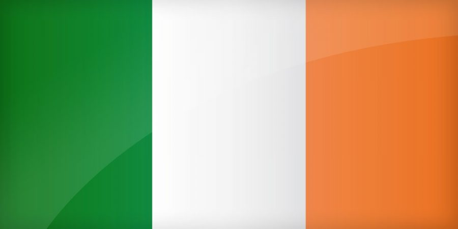 The+Irish+Flag+is+a+common+sight+on+the+South+Shore.