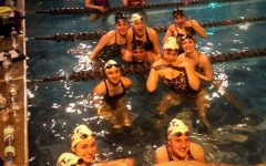 Webb's Swim Team Offers Amazing Experience for Swimmers