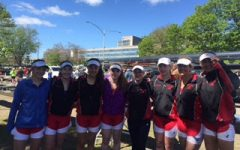 HHS Crew Competes at the NEIRA Championships