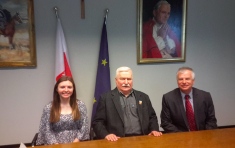 A Meeting with Lech Wałęsa, Former Polish President