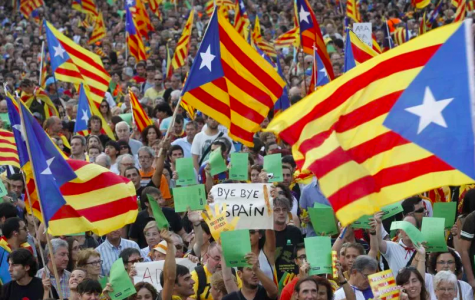 The Struggle for Catalan Independence