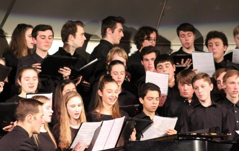 December Chorus Concert Brings Holiday Cheer