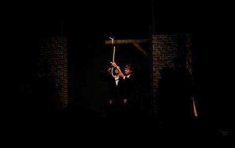 "HHS Drama Club Tackles ""Dark Road"""