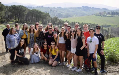 Chorus Students Take The Trip of a Lifetime