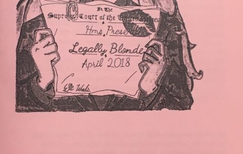 """Omigod You Guys: """"Legally Blonde"""" Hits The Middle School Stage"""