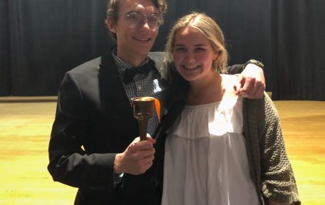 Thespian Night: Honoring Seniors, Welcoming New Leaders