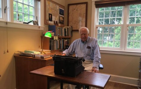 History is Human: An Interview with writer and historian David McCullough