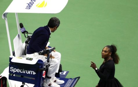 "Serena Williams Goes Head-to-Head With ""Sexism"" in Tennis"
