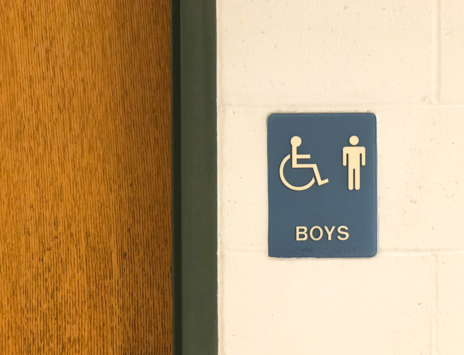 The debate over Question 3 has largely centered around use of public restrooms.