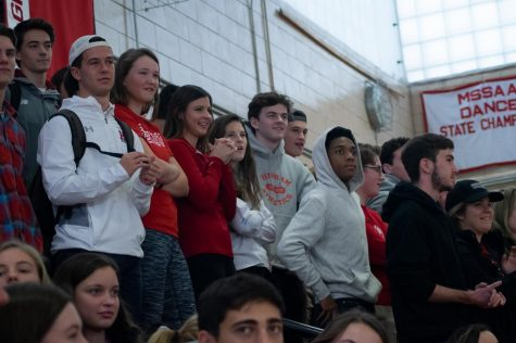 Clubs Old and New at Hingham High