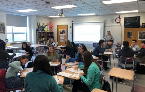 """Next-Generation"" MCAS: HHS Sophomores Prepare for Online Testing"