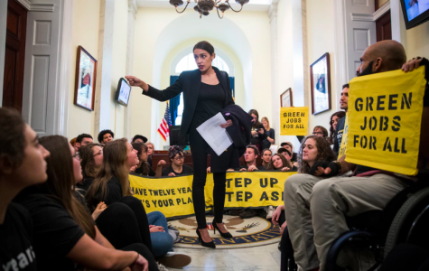 The Controversy and Popularity of the Green New Deal and Alexandria Ocasio-Cortez