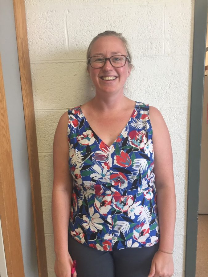 Hingham High School Welcomes Ms. Dollard Back for Her Second Year