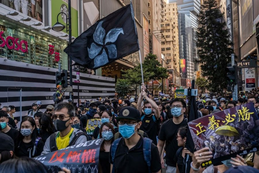 Pro-Democracy Protests Escalate in Hong Kong