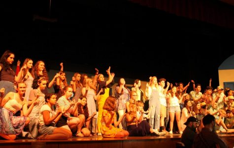 "Hingham High School's Production of ""Mama Mia!"" is a Rousing Success"