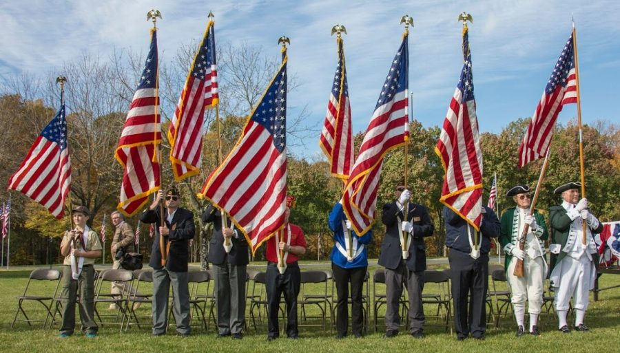 Veterans+Club+provided+breakfast%2C+then+gave+wonderful+speeches+expressing+their+thankfulness+to+our+veterans.