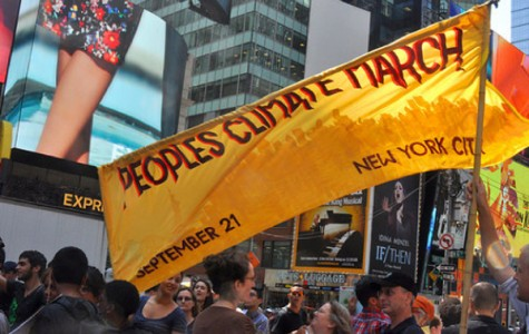 Protestors Gather in Worldwide Climate March