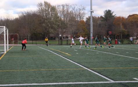 Girls Soccer Quarterfinals