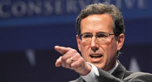 Former Sen. Rick Santorum Supports 1920s Immigration Policy
