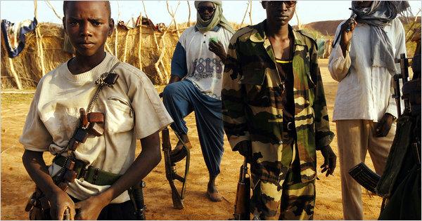 Sudan Students Seized