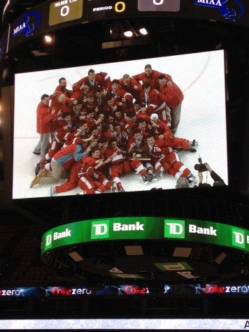 Harbormen Hockey Wins Division 1 State Championship