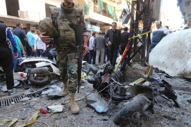 Bombings in Beirut